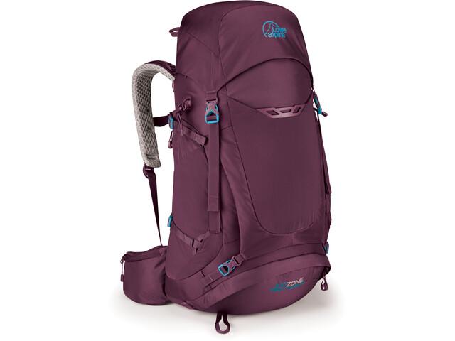 Lowe Alpine AirZone Trek+ Backpack Women ND33:40 Berry